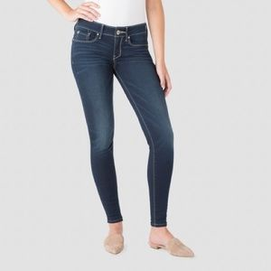 Dark blue denizen from Levi's low rise jeans